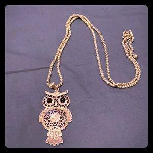 3/$15 Owl Pendent